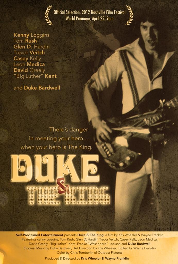 Duke & The King Poster